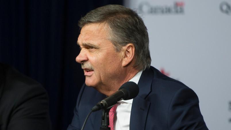 La LNH reçoit un ultimatum pour sa participation aux JO 2018 de Corée du Sud