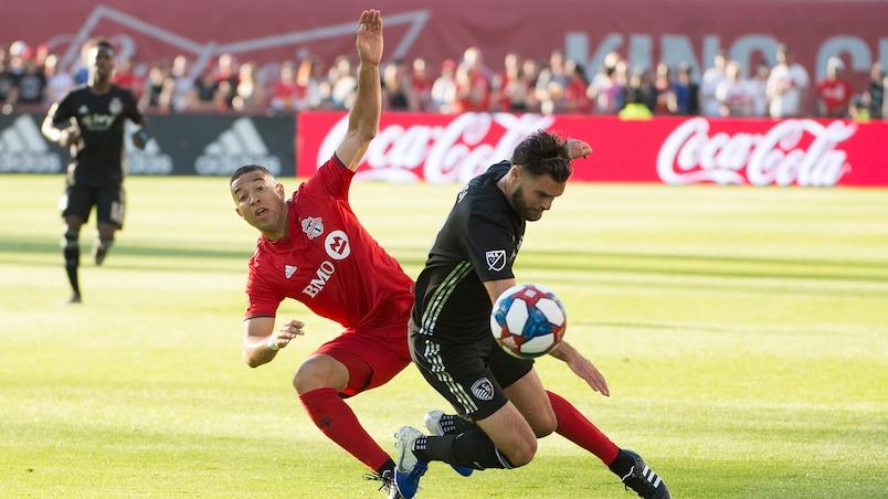 Un septième match sans victoire pour le Toronto FC