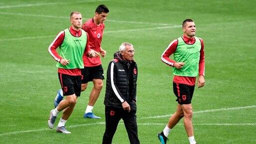 L'Albanie veut voir «11 lions» contre les Bleus