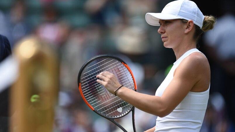Wimbledon: Simona Halep éliminée dès le 3e tour