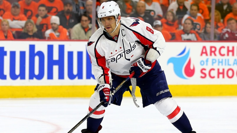 L'ultime performance des séries : Ovechkin contre Crosby