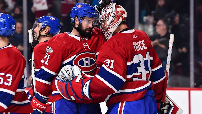 Carey Price en mission