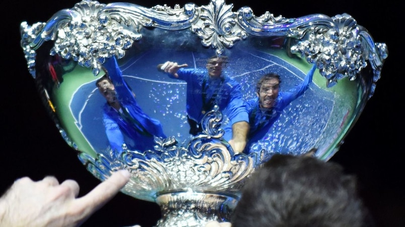 Les finales de la Coupe Davis et de la Fed Cup ensemble à Genève en 2018