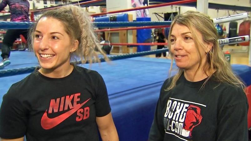Clavel-Bouchard: un rare duo féminin