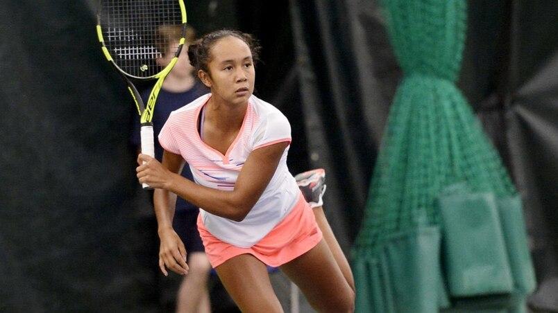 Roland-Garros: la Québécoise Leylah Annie Fernandez dans le carré d'as
