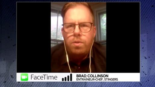 Sous le radar: Brad Collinson prône la continuité