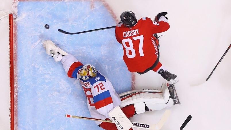 #CMH2016 : les plus beaux buts d'Équipe Canada