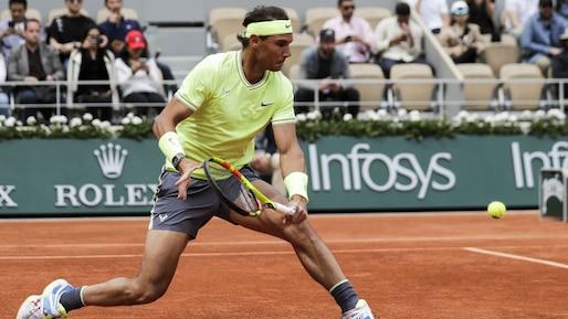 Rafael Nadal avance sans difficulté à Roland-Garros