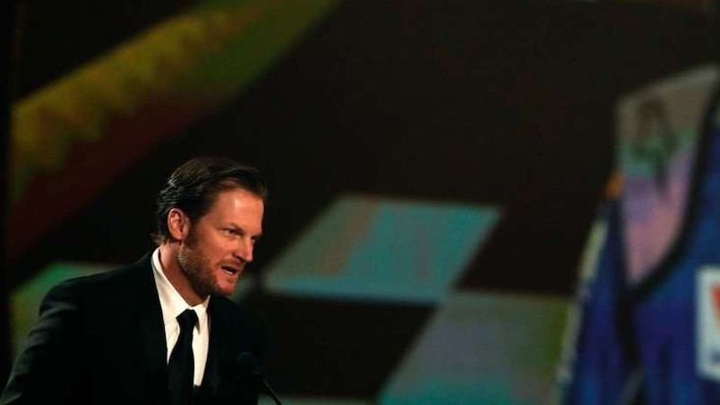 NASCAR Sprint Cup Series Awards - Show