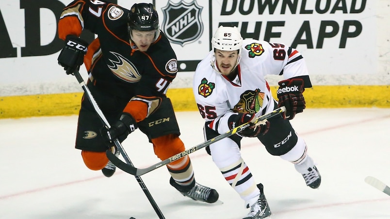 Chicago Blackhawks v Anaheim Ducks - Game Two