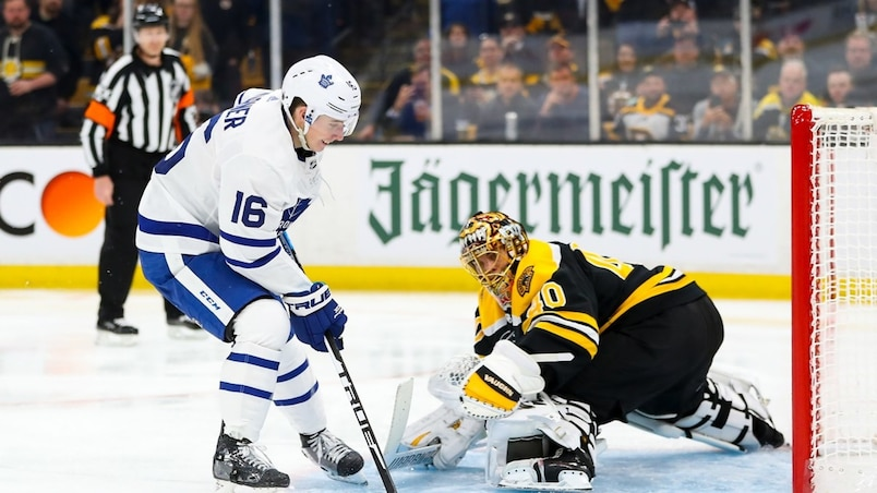HKO-HKN-SPO-TORONTO-MAPLE-LEAFS-V-BOSTON-BRUINS---GAME-ONE