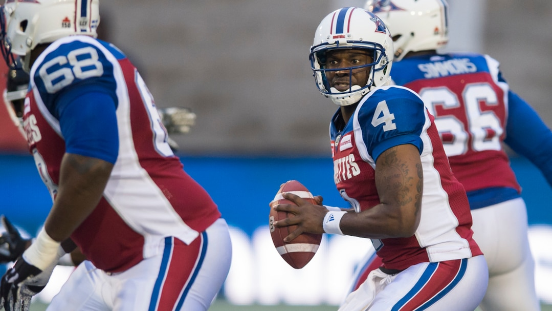 Alouettes c Stampeders