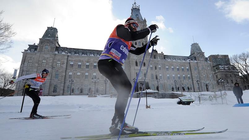 Le Tour de ski se transporte à Québec