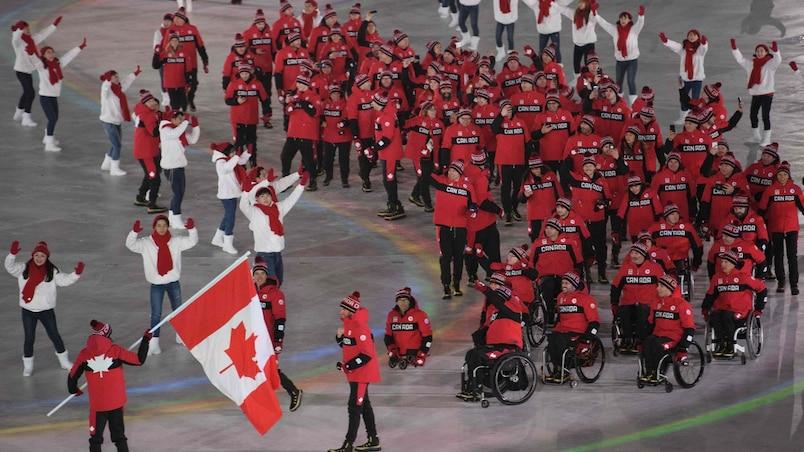 Un record de médailles pour le Canada aux Jeux paralympiques