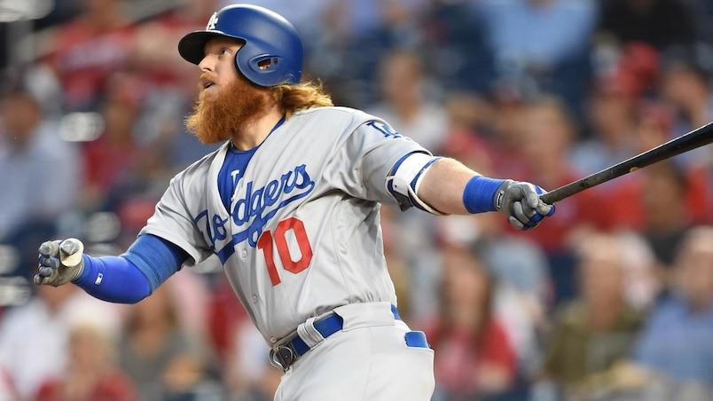 Les Dodgers blanchissent les Nationals