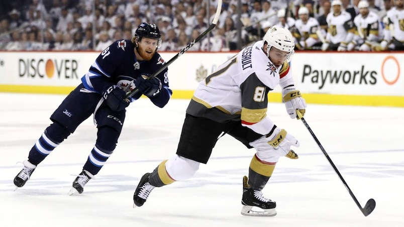 Vegas Golden Knights v Winnipeg Jets - Game Two