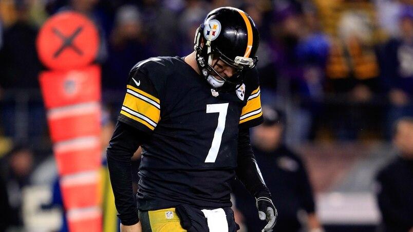 Les Ravens surprennent les Steelers