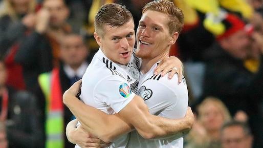 Euro 2020: l'Allemagne se rassure, les Pays-Bas et la Belgique carburent