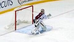 Varlamov ne fait pas long feu!