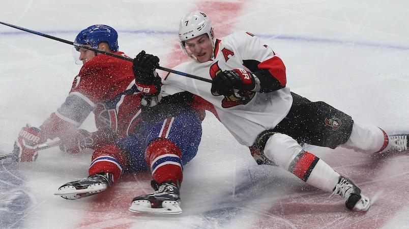 Ottawa Senators vs Montreal Canadians