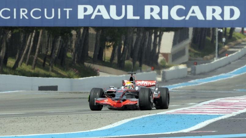 Le Grand Prix de France de retour