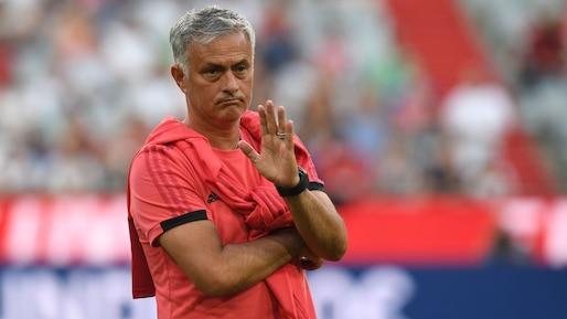 Mourinho fustige le manque de classe de Manchester City