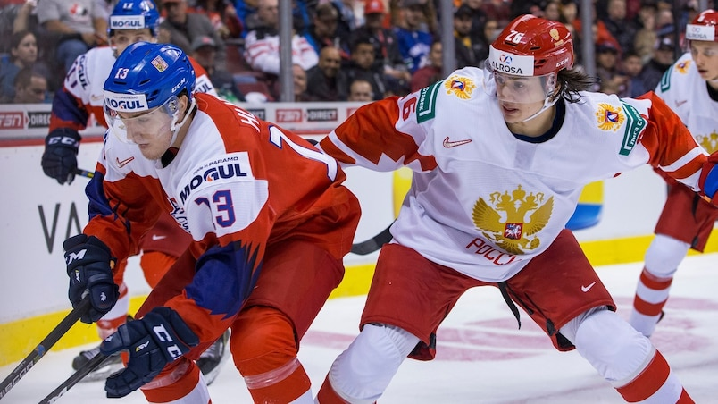SPO-RUSSIA VS CZECH REPUBLIC