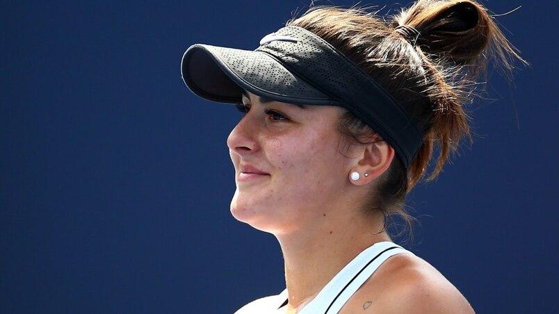 Bianca Andreescu dans le top 15 mondial