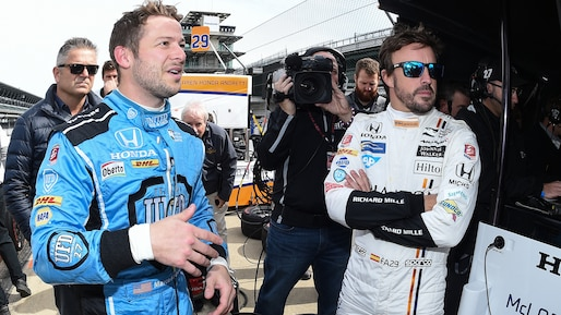 L'IndyCar veut se tourner vers l'international