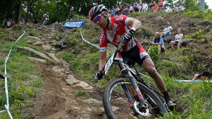 La Coupe du monde UCI de vélo de montagne de retour au Mont-Sainte-Anne