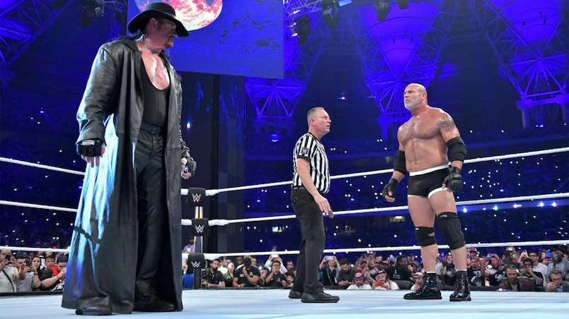 Goldberg c. l'Undertaker, un désastre