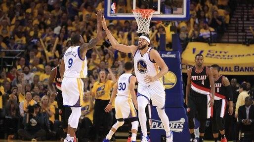 Les Warriors sont à prendre au sérieux, même sans Kevin Durant