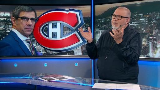 «Le Canadien ne réclamera pas Raphaël Lavoie»