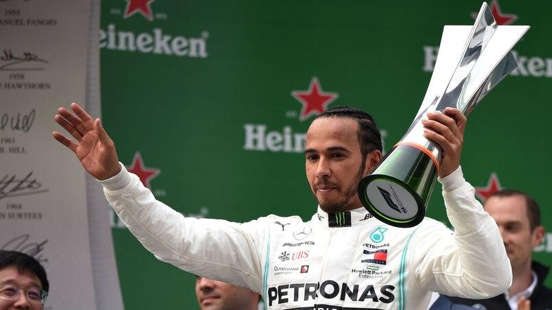 Doublé pour Mercedes, une 12e place pour Stroll