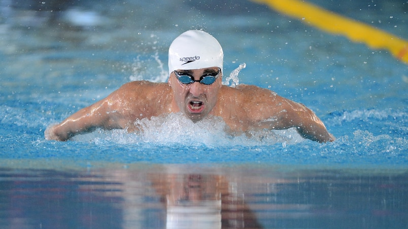 IPC Swimming World Championships - Day 4