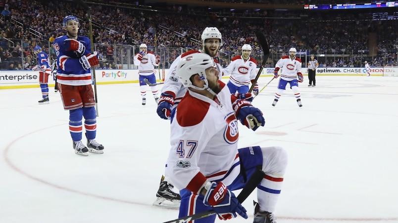 Avantage Canadiens!