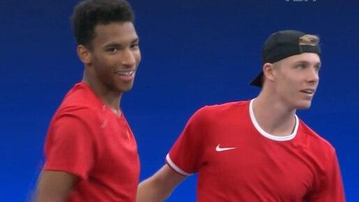 Coupe ATP: le Canada toujours en vie!