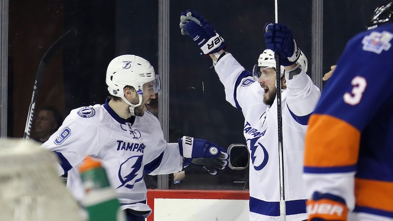 SPO-HKO-HKN-TAMPA-BAY-LIGHTNING-V-NEW-YORK-ISLANDERS---GAME-FOUR