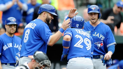 Toronto Blue Jays v Baltimore Orioles
