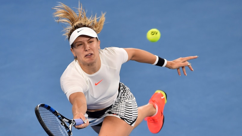 Eugenie Bouchard s'incline au premier tour à Acapulco