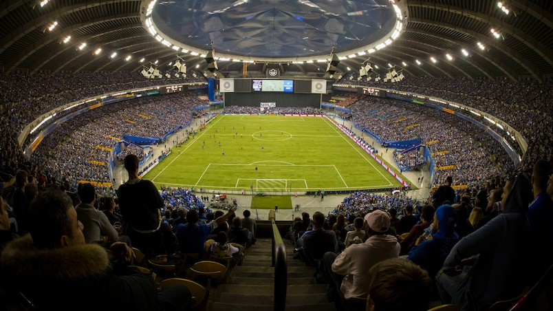Toronto FC c. Impact
