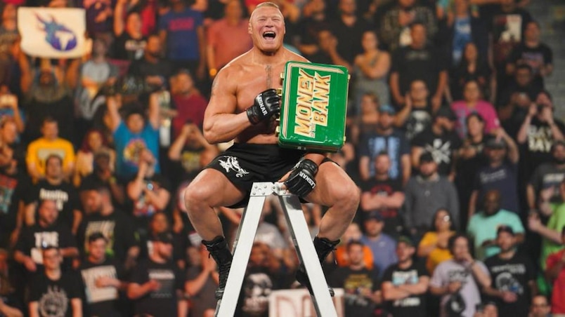 Cette semaine dans l'univers de la WWE: Brock, une solution à court terme