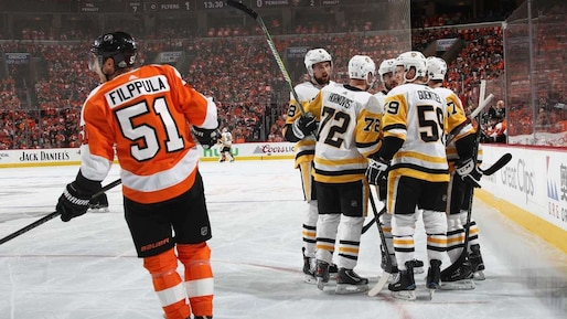 Pittsburgh Penguins v Philadelphia Flyers - Game Six
