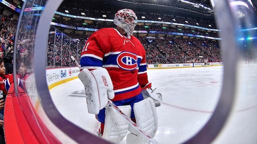 Flames c. Canadiens