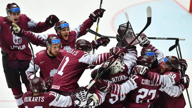 Bob Hartley et la Lettonie passent aux quarts