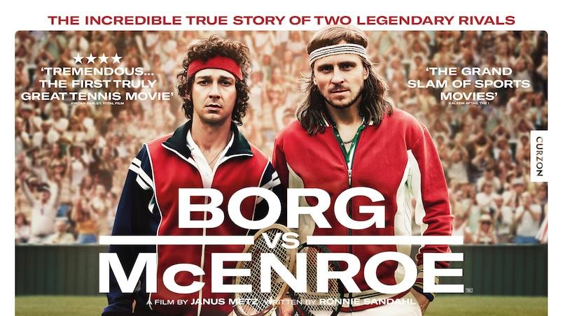 Borg vs McEnroe : le film