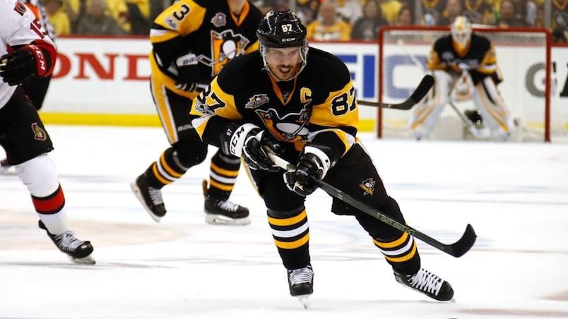Sidney Crosby, le joueur pour un septième match