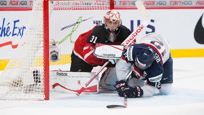 Le Canada rejoint la Russie en finale