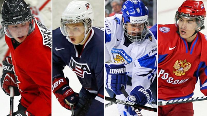 CMHJ : 5 équipes pour l'or