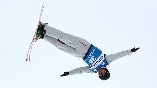 Ski acrobatique : Olivier Rochon termine sixième aux Mondiaux en sauts